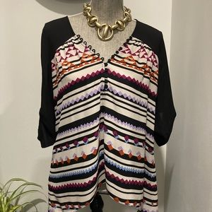 BCBG Blouse l Size Small